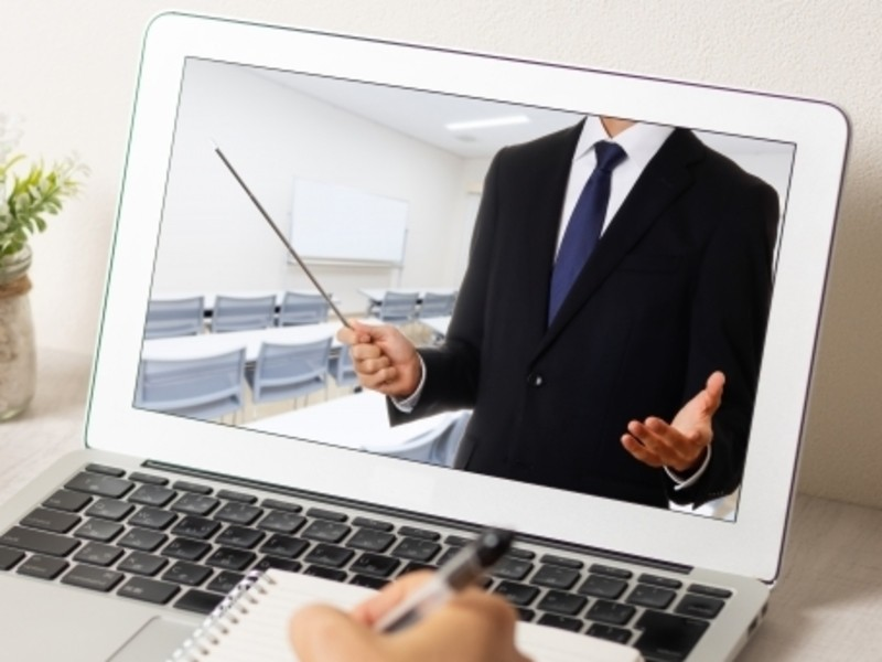 人見知りで口下手な人のための「話さない営業」オンライン講座の画像
