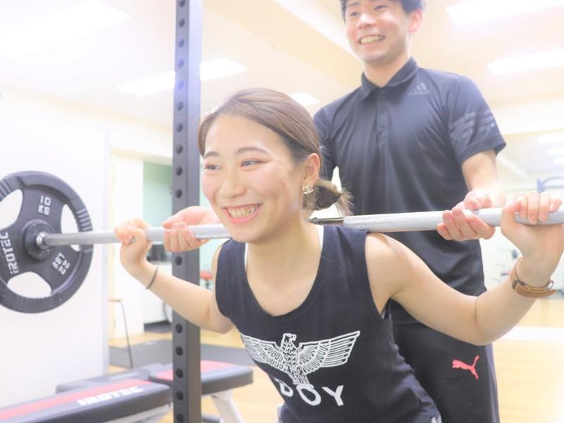 【コロナ太り解消!】全身引き締めパーソナルトレーニングの画像