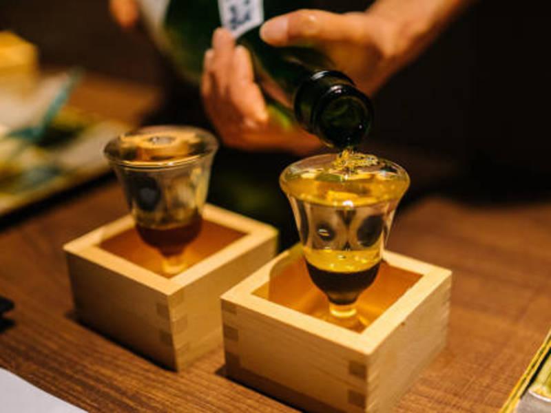 テイスティング付き 英語で学ぶ日本酒講座 入門編の画像