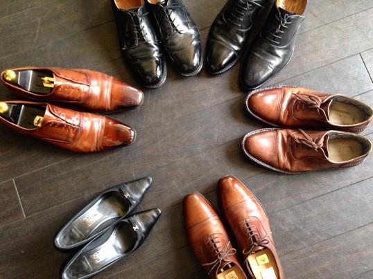 第一印象アップ!ビジネスマンのための靴磨き講座の画像
