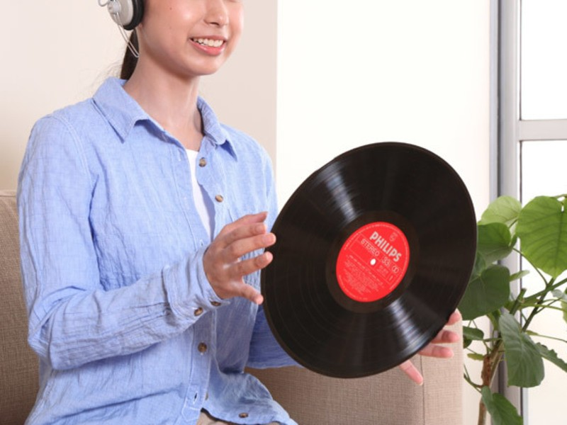 初心者大歓迎! レコードの仕組みを知って、もっと音楽を楽しもうの画像