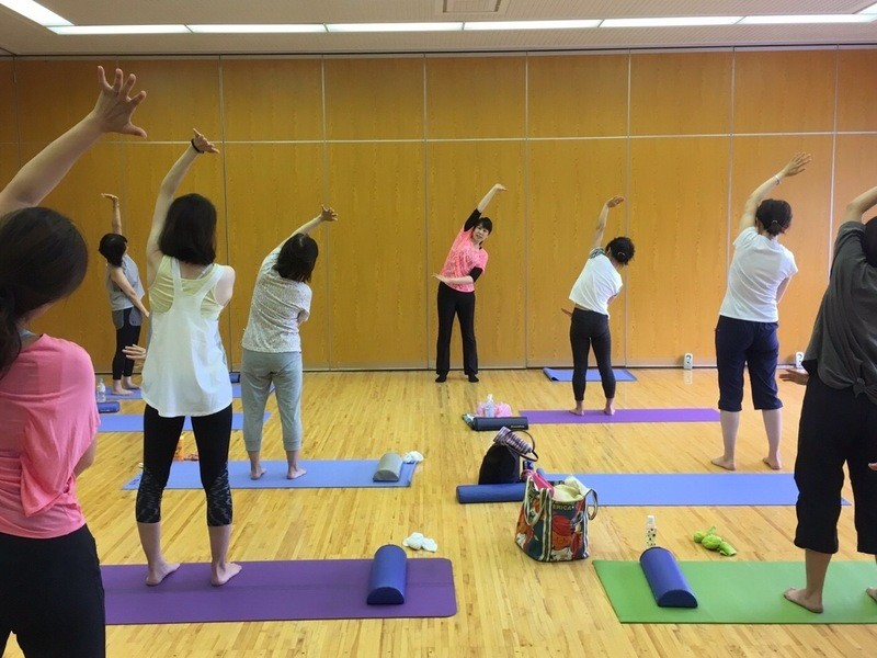 コロナ太り対策☆ほぐして鍛える!筋膜リリース+呼吸体幹トレーニングの画像
