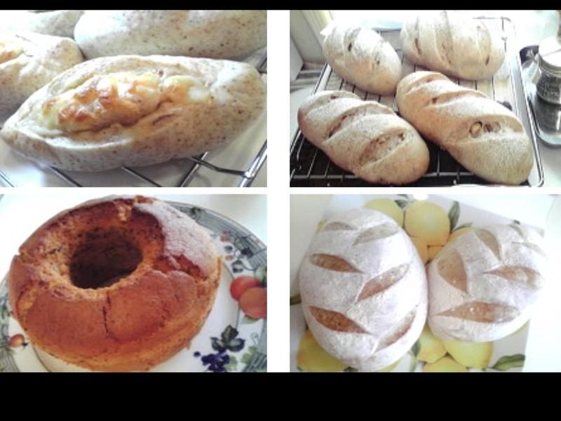 🇫🇷卵やバターを使わず、美味しいパンが焼けるってご存知ですか?の画像
