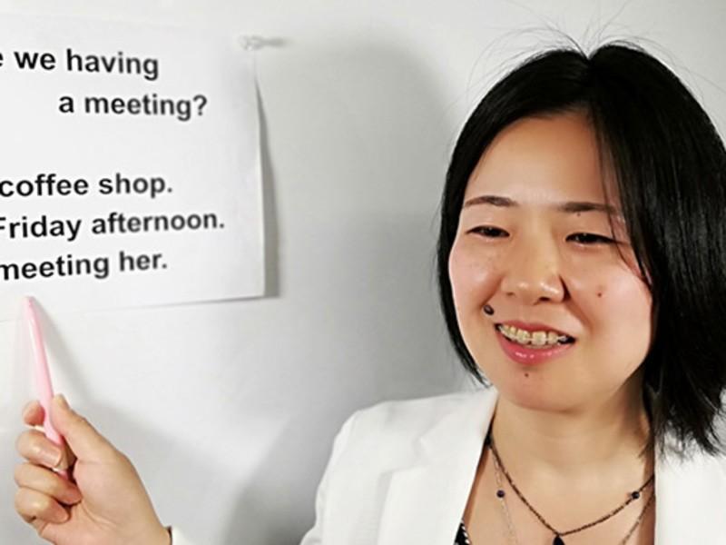 【英会話】日本人講師から学ぶ、英語で道案内!の画像