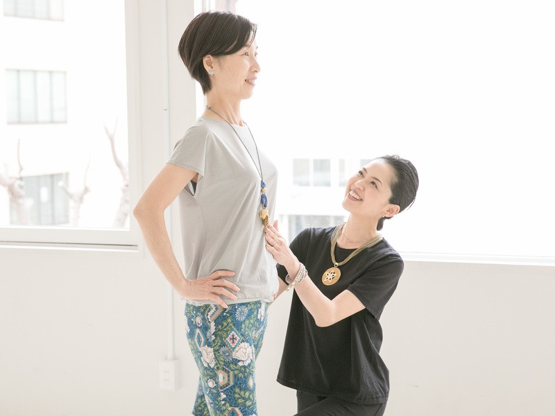 一生モノの姿勢と歩き☆第一印象UP!美姿勢ウォーキングレッスンの画像