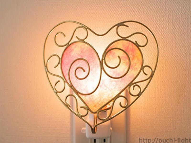 【和紙手作りライト】作りたいライトを自由に選んでライト作り!の画像