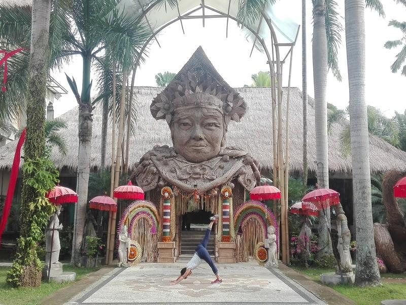 ココロと体を調える ゆったり寺ヨガの画像