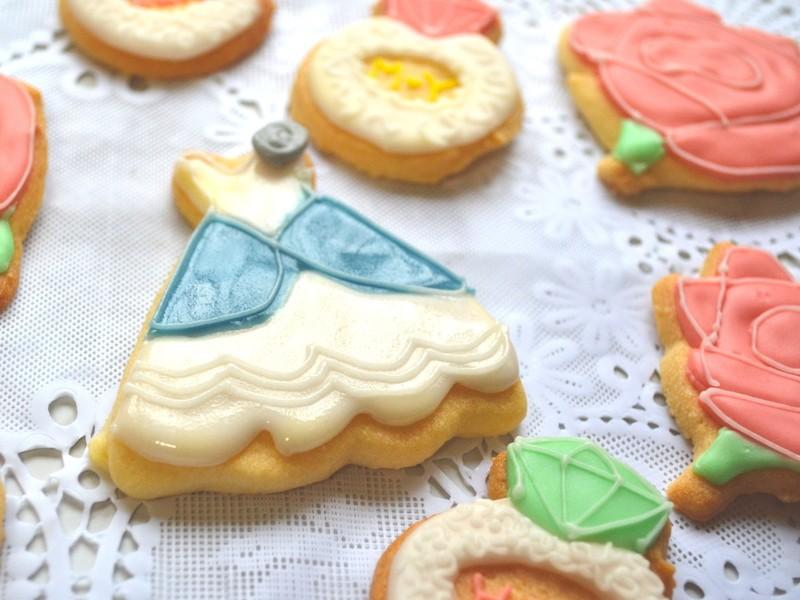 【アイシングクッキー】初心者歓迎!ブライダルレッスンの画像