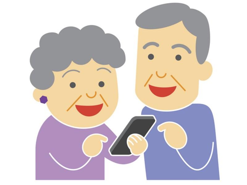 シニア世代のスマホ・パソコン活用術をレクチャーします!の画像