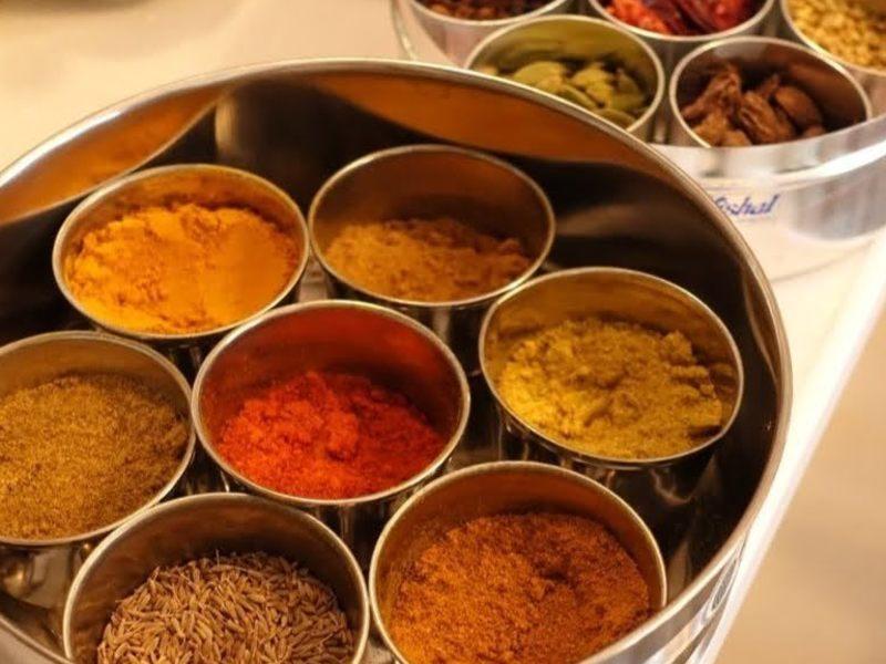 食養生大学インドスパイス豆知識講座~スパイスの魅力を学ぶ講座~の画像