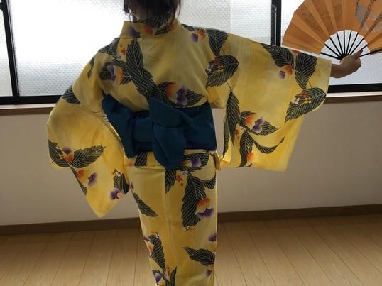 日本舞踊で【吉原ラメント】を踊ろう!の画像