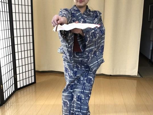 1dayレッスン日本舞踊【さくらさくら】を踊ってみよう!の画像