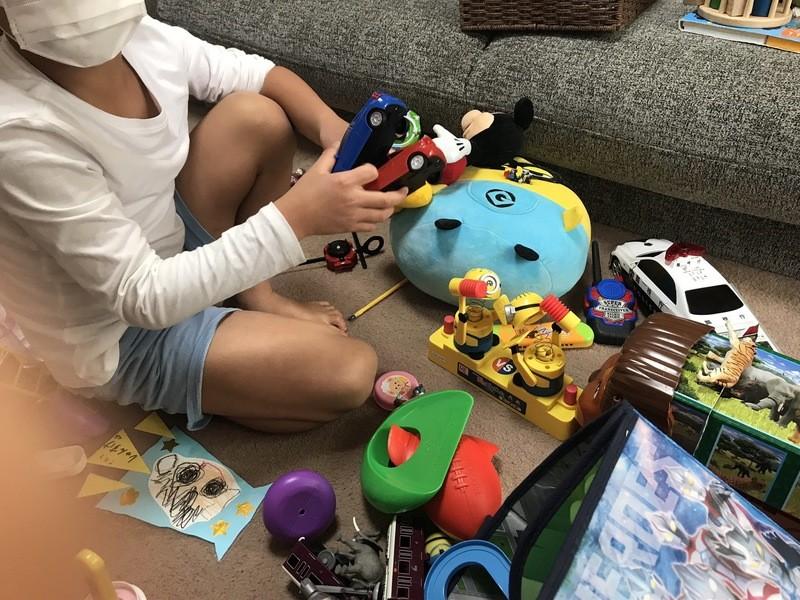 【親子オンライン】子どもの自己肯定感と決断力を育む片付けワークの画像