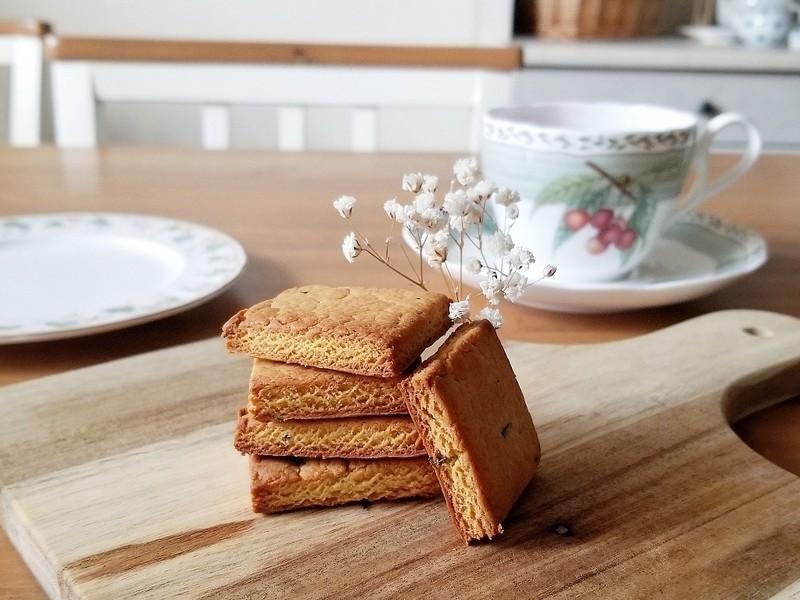 【オンライン講座】グルテンフリーの2種のクッキー(大豆粉と米粉)の画像