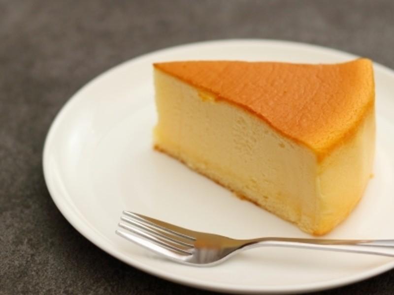 エスコヤマ認定 小山進氏監修スフレフロマージュ(チーズケーキ)の画像