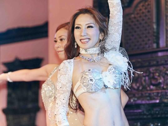 簡単ベリーダンス★周りは皆初心者で安心!誰でも出来ます♪の画像