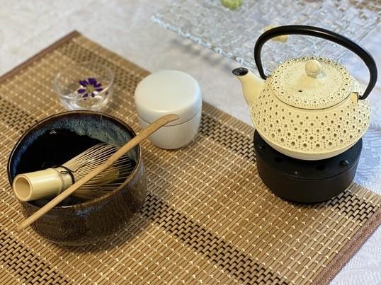 【オンライン】正座なし!着物なし!気軽にテーブル茶道🍵の画像