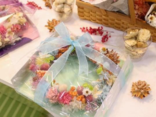 【ラスト開催!!】春色の幸せを呼び込む スプリングリースの画像