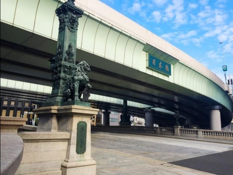 日本橋オンラインツアー!伝統と革新の融合するまちの隠れた魅力とは?の画像