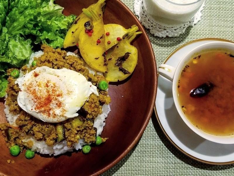 【スパイス基礎講座】さまざまな胡椒を使った料理の画像