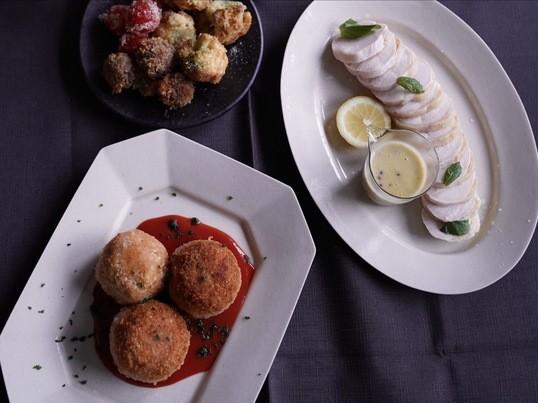 簡単に美味しく、食卓は華やかに!の画像