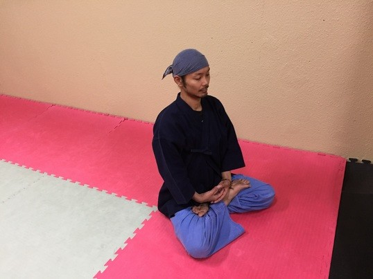 武禅 CMBトレーニング の画像