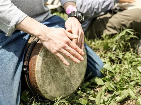 リズム&パッション!世界の打楽器を皆で叩こう!の画像