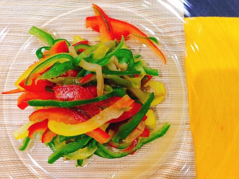 【薬膳初心者向け】ピーマン/身近な食材から始めるセルフケア講座平日の画像