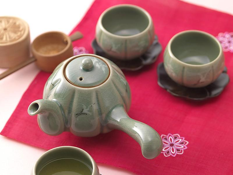 あまり知られていない韓国のお茶会(花茶もたくさんあります!)の画像