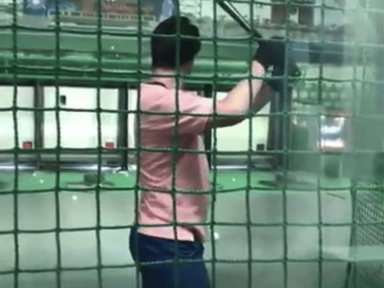 《野球⚾️》小中学生対象 自分にぴったりな打撃フォーム教えます!の画像