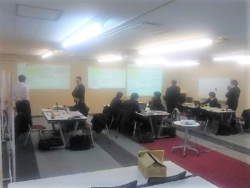 事業戦略策定に使えるフレームワークと策定手順講座の画像