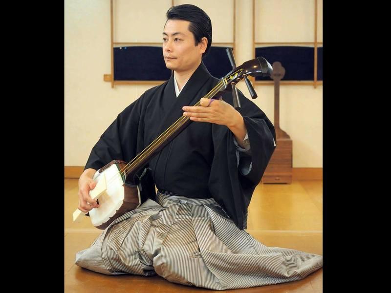 歌舞伎を支える仕事を知ろう!<9月の会>竹本義太夫教室の画像