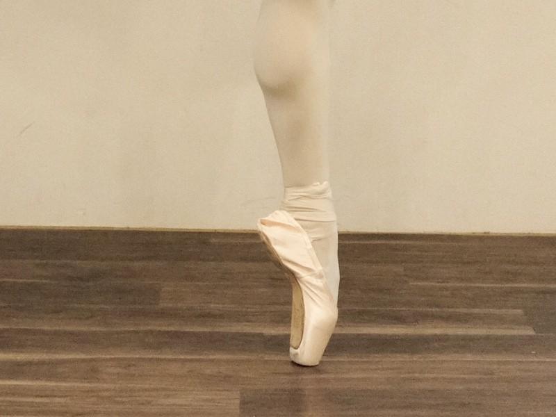 座学でバレエ【オンライン】の画像