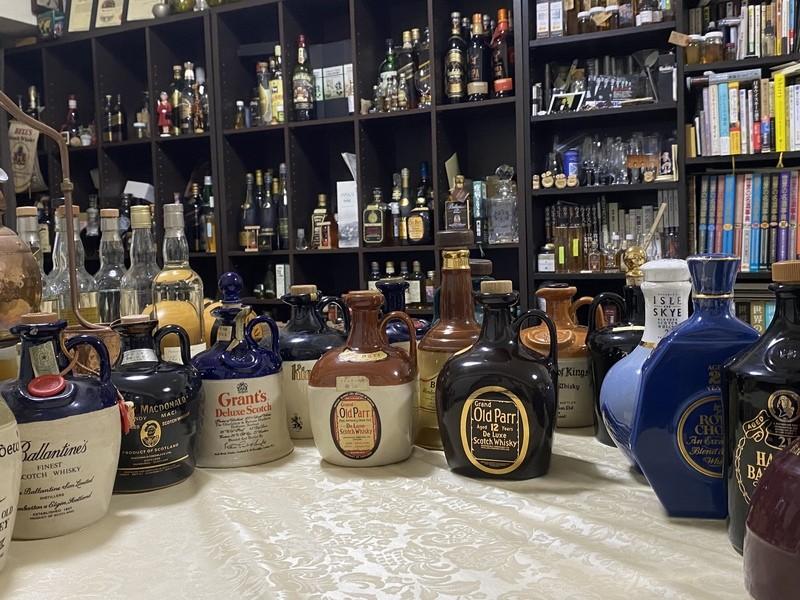 ザ・ストーンジャグコレクションを愉しむ【ウイスキー特別講座】の画像