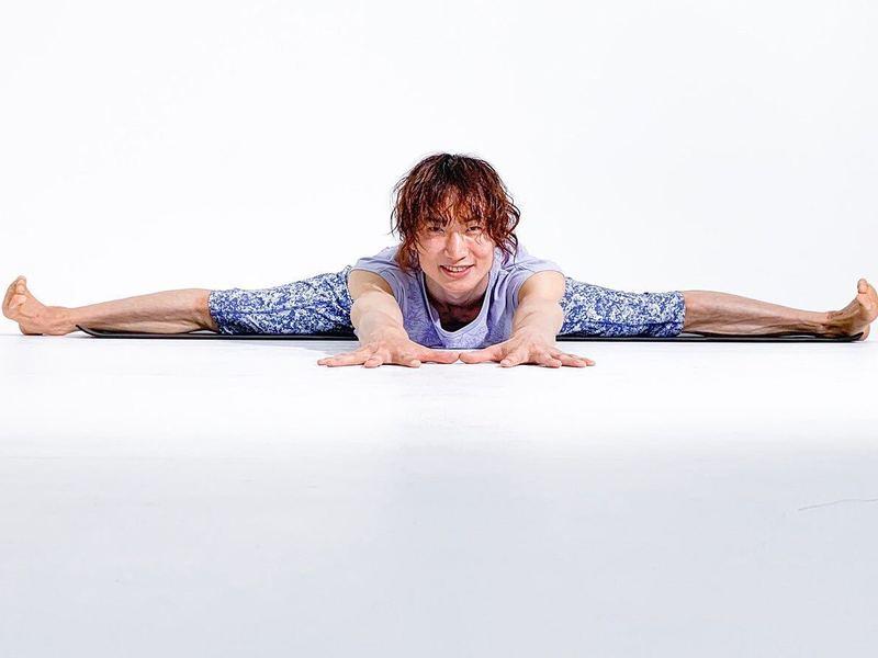 『柔軟ボディメンテナンス』筋膜リリースとストレッチで身体ふわふわにの画像