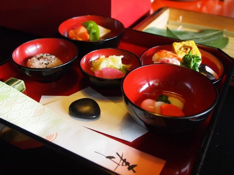 【平日/土曜限定】個室で会席料理を堪能しながら楽しむ和食マナーの画像