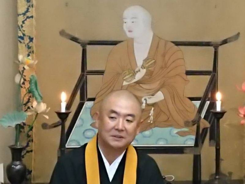 【zoom版】真言宗・仏教講座「密教瞑想入門」の画像