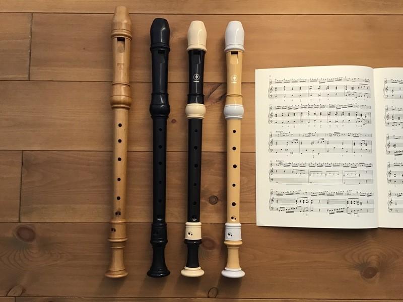 【リコーダー教室】入門講座①「楽器に触れてみる・吹いてみる」の画像