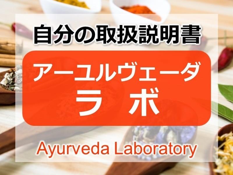 体質改善食事法で活力アップ!あなたのアーユルヴェーダ式取説作成講座の画像