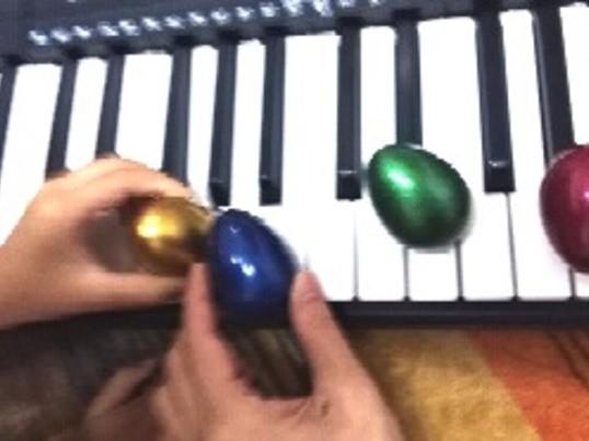 音楽と英語で遊ぼう(オンライン)の画像