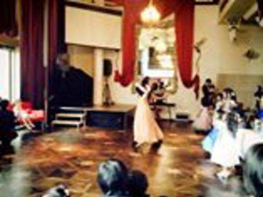 社交ダンスワークショップ「プリンス&プリンセスレッスン」の画像