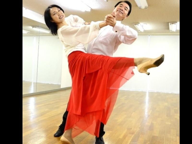 【日曜日14時開催】♢続・初めての社交ダンス 入門コースの画像