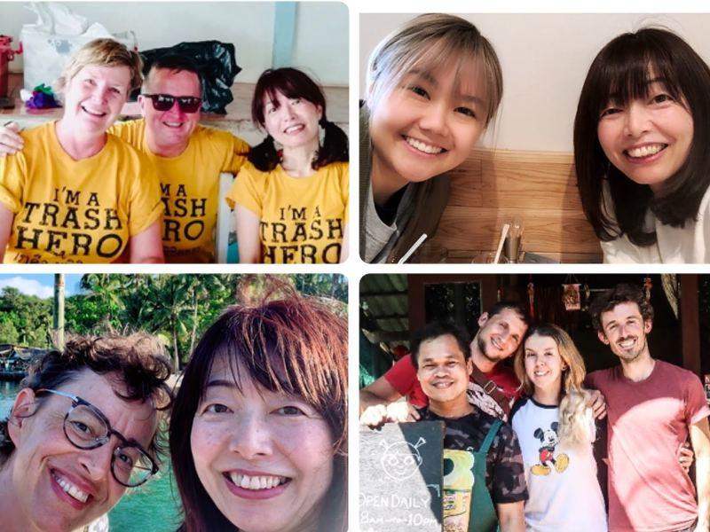 外国人友達の作り方・仲良くなる♡会話を続ける秘訣を教えます!の画像