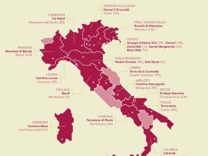 イタリア語でレッスン&ワイン講座 Piemonte編の画像