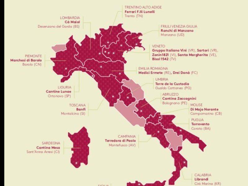 イタリア語でレッスン&ワイン講座  Liguria編 の画像