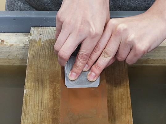 匠が教えるDIY!【本格手工具講座】道具の手入れ方法。刃物を研ぐ。の画像