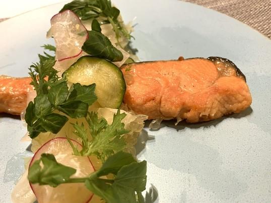 湯気まで美味しいトロトロラザニア!魚料理と極旨プリンをご一緒に。の画像