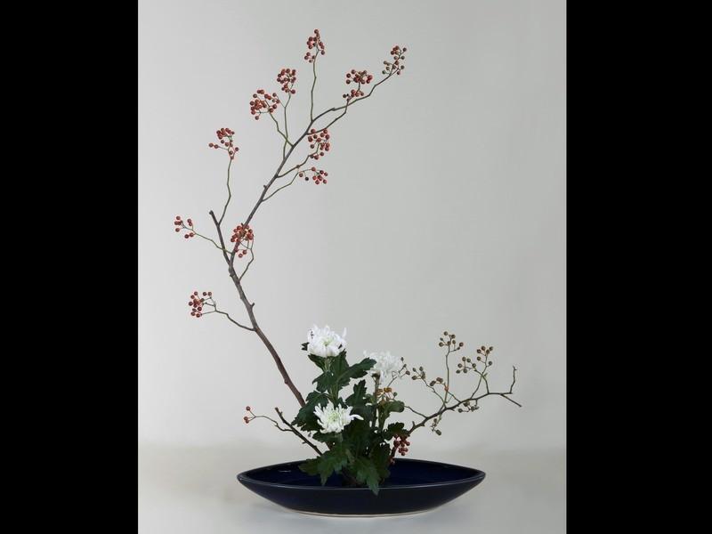 ☆花材のみ送付☆【オンライン】RIJOいけばな教室の画像