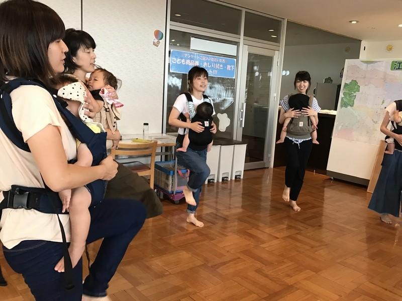 【助産師考案】わらべうたベビーマッサージ&わらべうた産後ダンスの画像