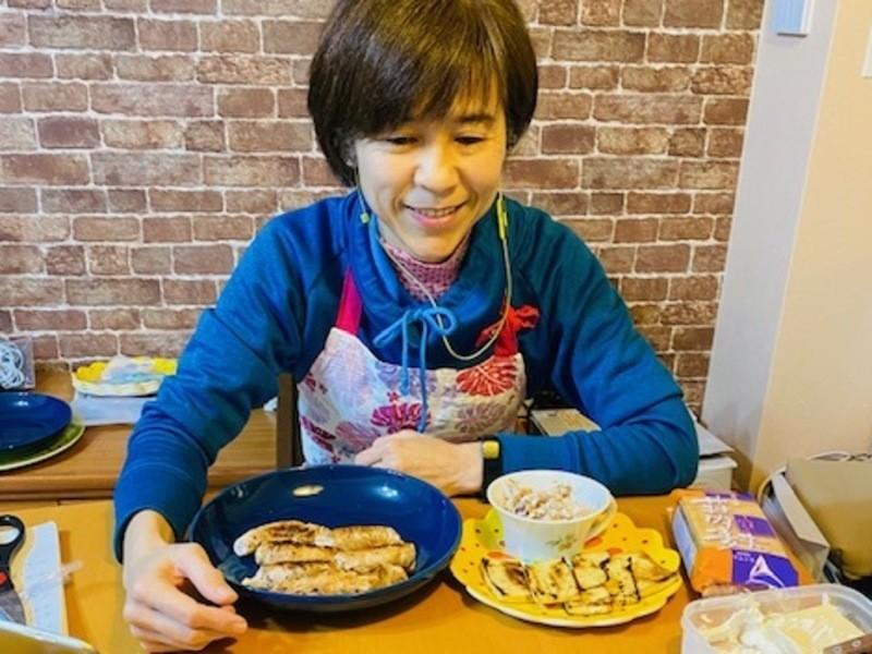 簡単すぎてごめん。三浦塾乾物料理教室。の画像